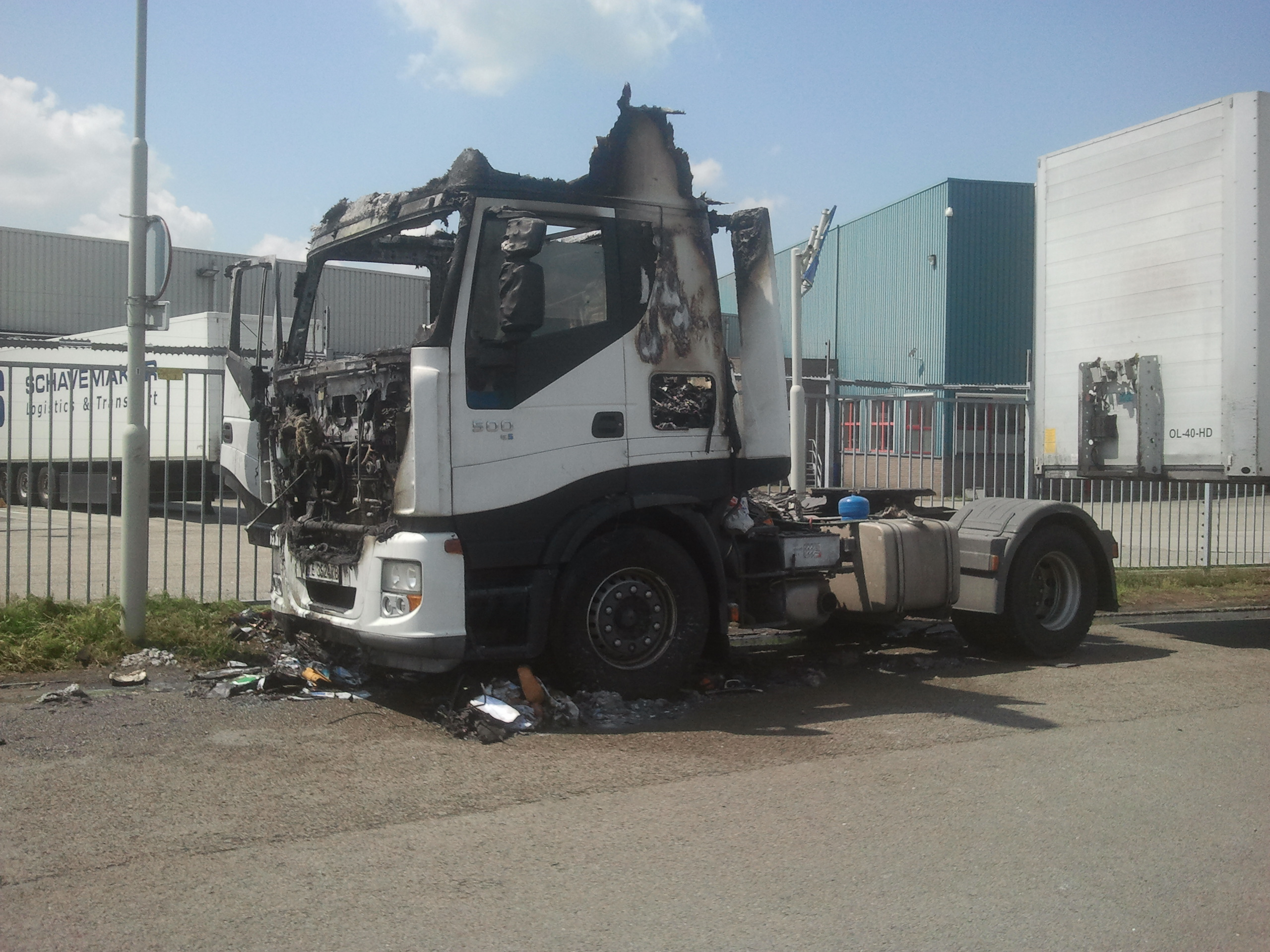 Prodazba kamion Iveco Stralis eur 5, 2007 vo ispravna sosotojba na